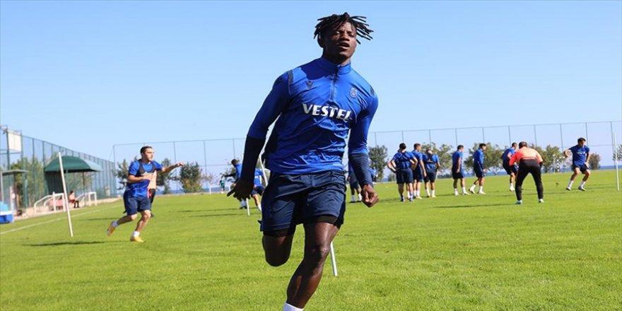 Trabzonsporlu futbolcu Edgar Ie: Bu takım savaşmaya devam edecek