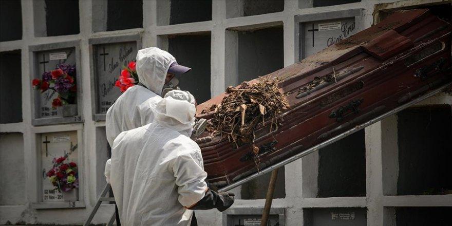 Kolombiya'da Kovid-19 kaynaklı ölü sayısı 65 bini geçti