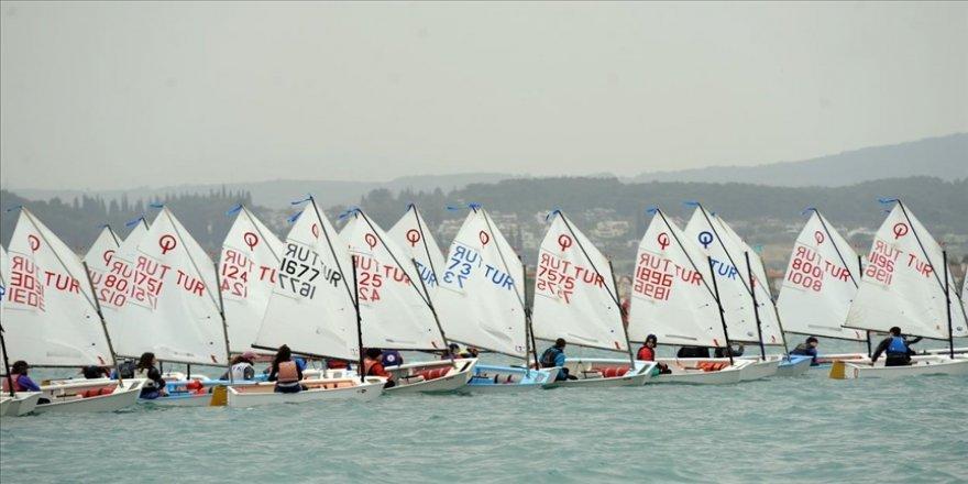 Yelkende 2021 Milli Takım Seçme Yarışları'nın ilk hafta heyecanı sona erdi