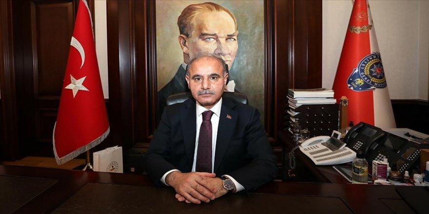 Emniyet Genel Müdürü Aktaş: Tüm terör örgütlerini hareket edemez noktaya getirmek nihai hedefimiz
