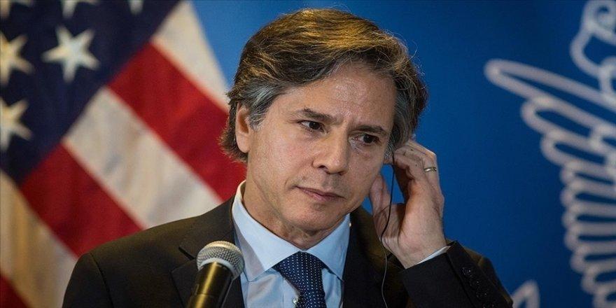 ABD Dışişleri Bakanı Blinken'dan İngiliz mevkidaşına Prens Philip'in ölümünden dolayı taziye telefonu
