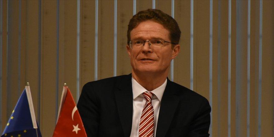 AB Türkiye Delegasyonu Başkanı Büyükelçi Meyer-Landrut: Türkiye'nin çok etkileyici bir sağlık sistemi var