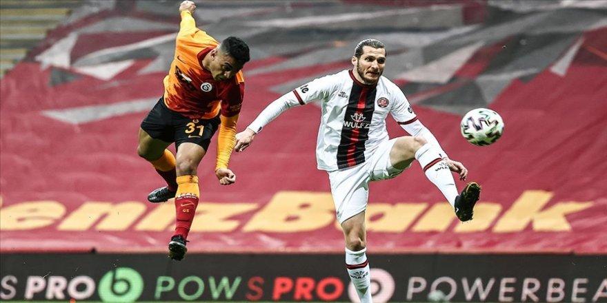 Galatasaray'ın galibiyet özlemi üç maça çıktı