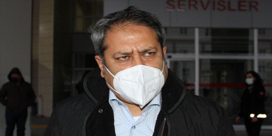Trafik kazasında yaralanan TBMM İdare Amiri ve AK Parti Gaziantep Milletvekili Şahin taburcu edildi