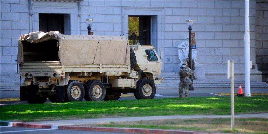 ABD'de 6 Ocak Kongre baskınında Mike Pence'in Pentagon'u arayıp 'Burayı temizleyin' dediği ortaya çıktı
