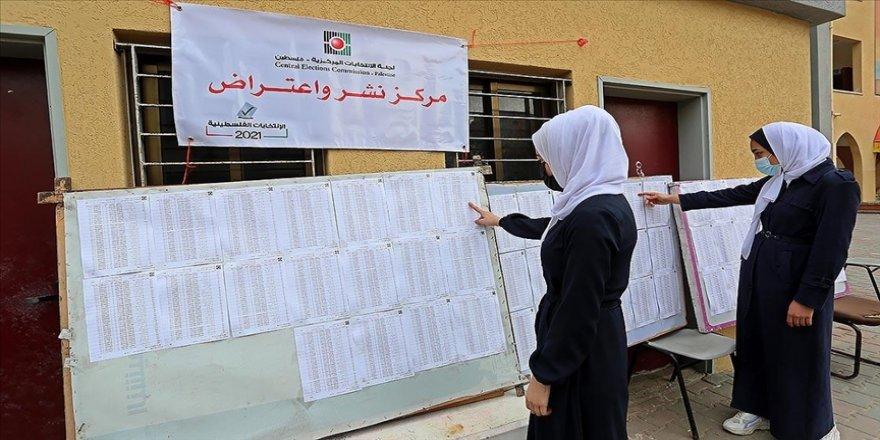 Filistin tarafı İsrail'in Kudüs'te oylamaya engel olması durumunda seçimlerin iptal edilmesinden yana