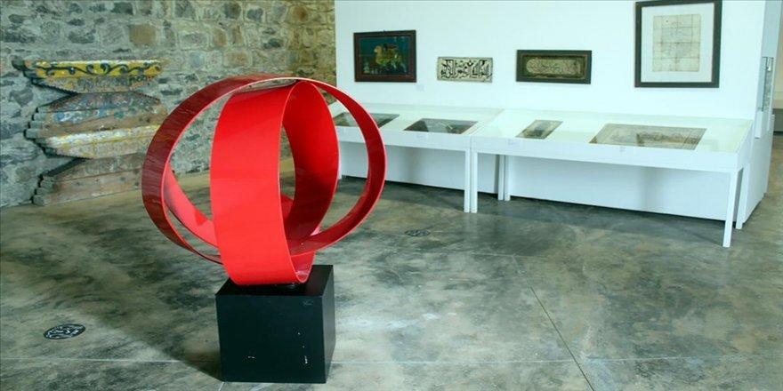 Bayburt'un ödüllü müzesi 'Baksı' sıra dışı sergileriyle adından söz ettiriyor