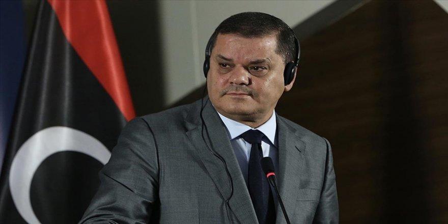 Libya Milli Birlik Hükümeti Başbakanı Dibeybe yarın Türkiye'ye gelecek