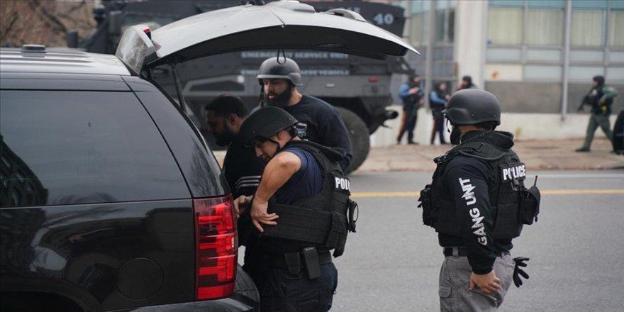 ABD'de lisedeki silahlı saldırıda 1 kişi öldü, 1 polis memuru yaralandı