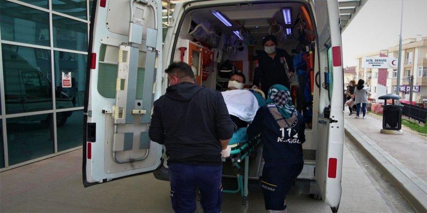 Çayırova Hidrolik yağ kazanı patladı: 3 yaralı