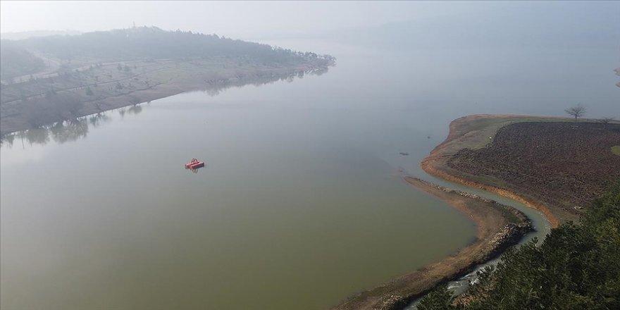 Bolu'daki Gölköy Barajı'nda su seviyesi yüzde 75'e yükseldi