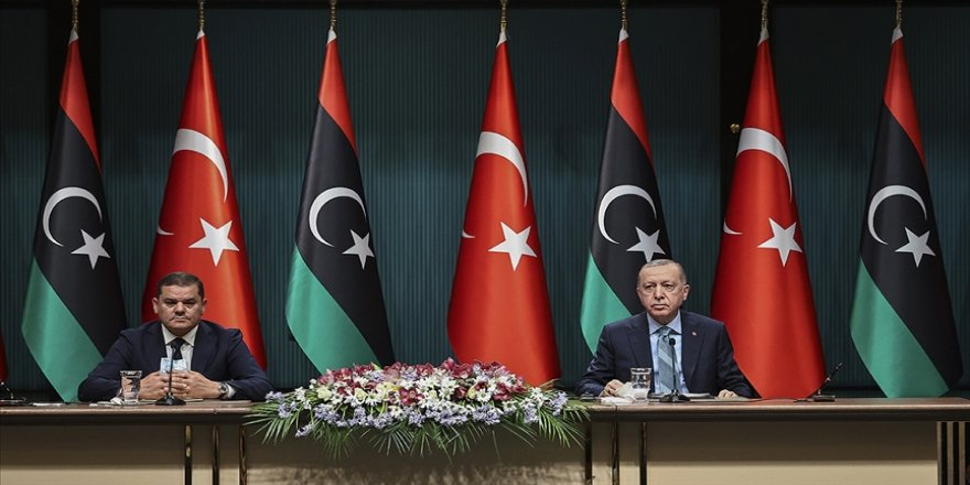 , Başbakan Dibeybe'nin ziyareti Türkiye-Libya ilişkilerine pozitif ivme kazandıracak