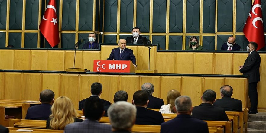 MHP Genel Başkanı Bahçeli: Bölücü terör örgütünün sonu nihayet gelmiştir
