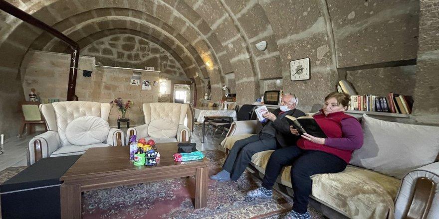 Aksaray'ın 2 asırlık taş evleri restorasyon sonrası turizme hizmet edecek