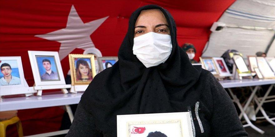 Diyarbakır annelerinden Güger: Oğluma kavuşmak istiyorum