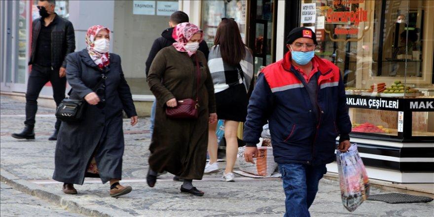Yoğun bakım doluluk oranı en yüksek illerden Edirne'de vatandaşlar 'eş-dost' ziyaretleri yapanlara sitem ediyor