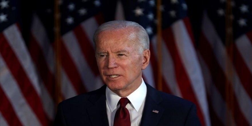 ABD Başkanı Joe Biden, 28 Nisan'da ortak oturumda Kongreye hitap edecek