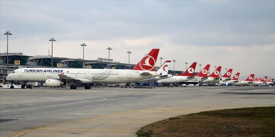 THY: Uçuşu olan misafirlerimiz seyahat belgeleri ile havalimanı ulaşımlarını gerçekleştirebilirler