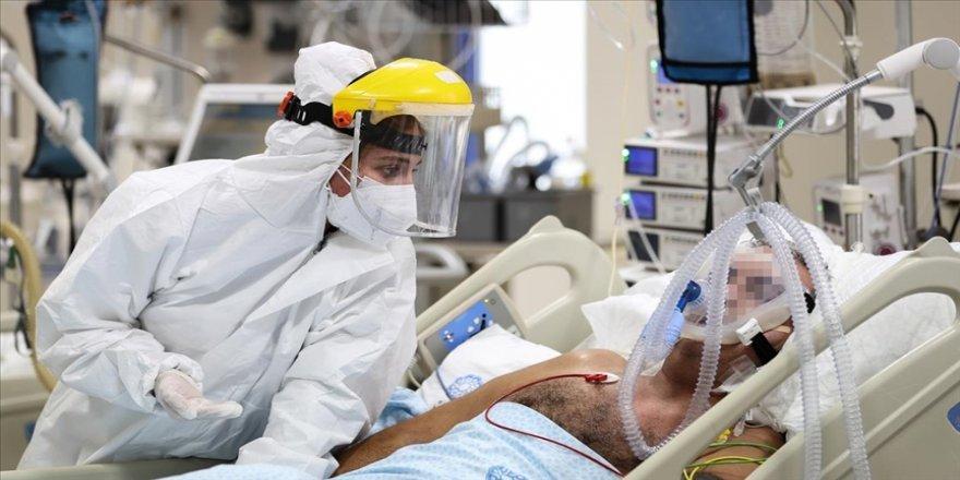 Türkiye'de 59 bin 187 kişinin Kovid-19 testi pozitif çıktı, 273 kişi yaşamını yitirdi