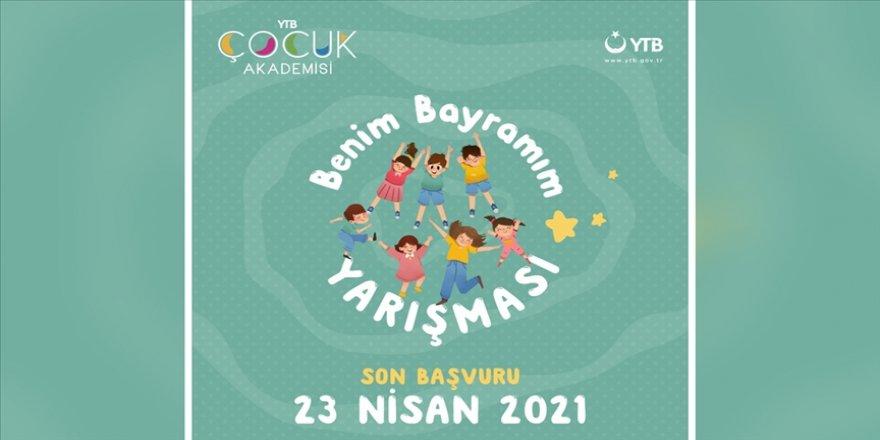 YTB, yurt dışında yaşayan çocuklar için 'Benim Bayramım' yarışması düzenliyor
