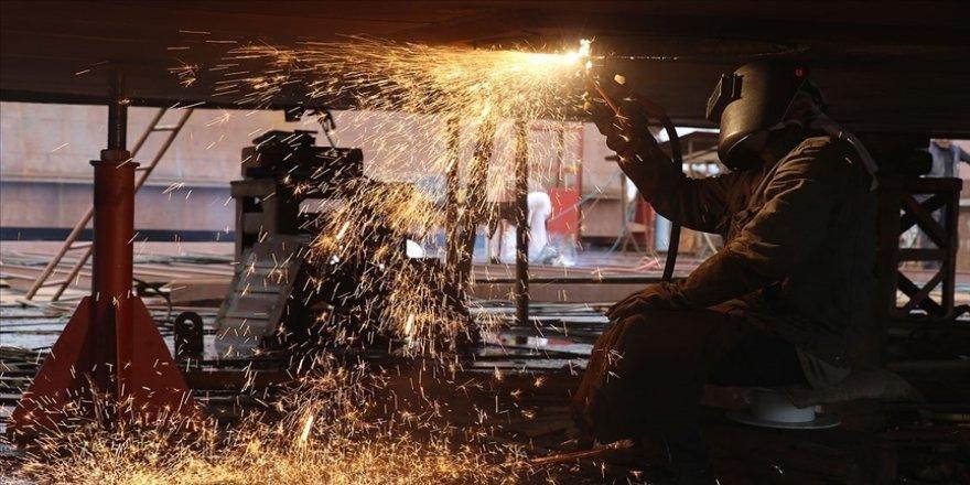 Avro Bölgesi'nde sanayi üretimi şubatta yüzde 1 düştü