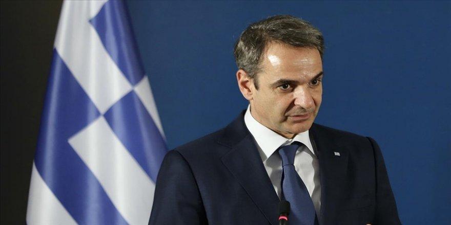 Yunanistan deniz yetki alanlarının belirlenmesi için Libya'yla müzakerelere başlamak istiyor