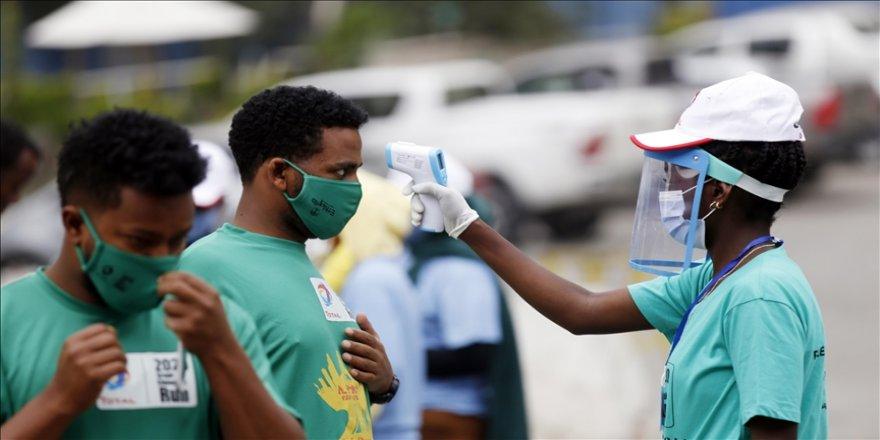 Afrika'da iyileşen Kovid-19 hasta sayısı 4 milyona yaklaştı
