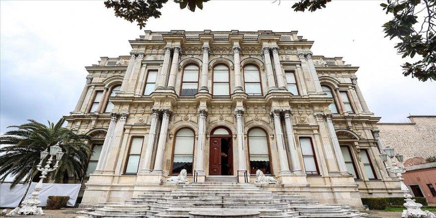 Boğaz'a nazır 156 yaşındaki Beylerbeyi Sarayı özel tekniklerle restore ediliyor