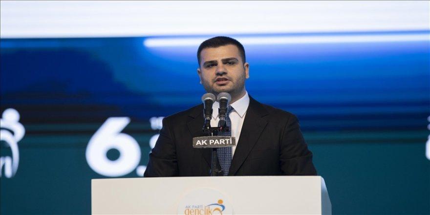 AK Parti Gençlik Kolları Başkanı İnan, 'Gençlik kollarının 'aileleri ikna yöntemi' diye bir stratejisi yoktur'