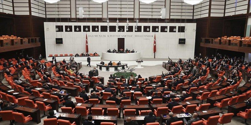 Ekonomiye ilişkin düzenlemeler içeren teklif TBMM Genel Kurulunda yasalaştı