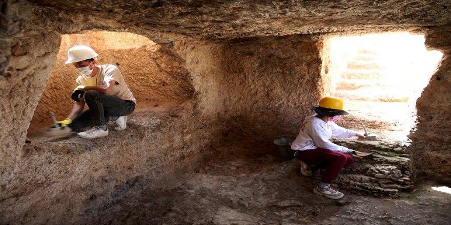 Diyarbakırlı arkeolog öğrenci olarak adım attığı tarihi Zerzevan Kalesi'nin 'alan sorumlusu' oldu