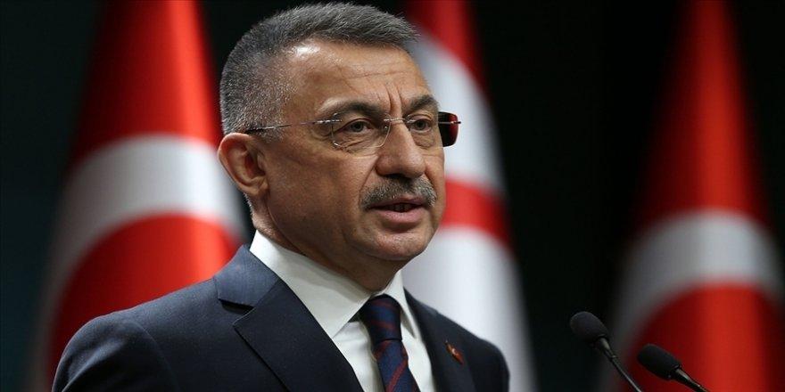 Cumhurbaşkanı Yardımcısı Oktay, vefatının 28. yılında 8. Cumhurbaşkanı Turgut Özal'ı andı