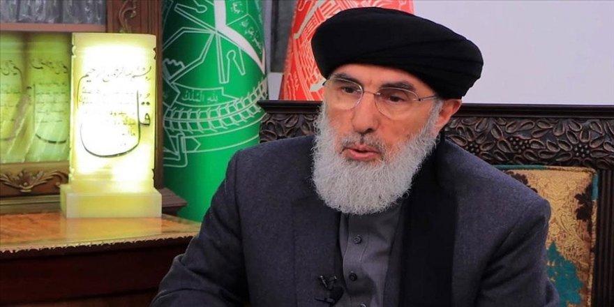 Hizb-i İslami Lideri Hikmetyar, Taliban'ın 'İstanbul Konferansı'na katılması gerektiğini bildirdi