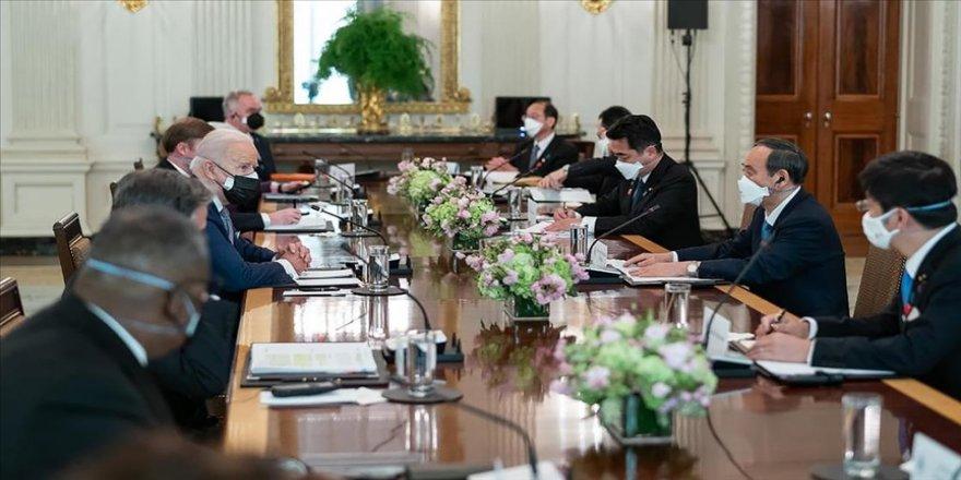 Uzmanlara göre Biden-Suga zirvesi ABD'nin Hint-Pasifik politikalarında Japonya'yı merkeze aldığını kanıtladı