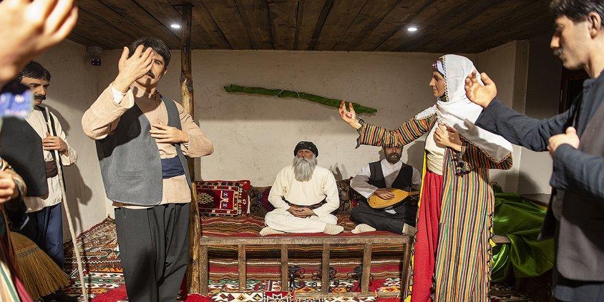 'Tunceli Müzesi' binlerce yıllık eserleriyle kentin turizm potansiyeline güç katıyor