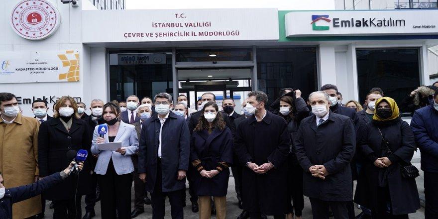DEVA Partisi, Kanal İstanbul projesi için itiraz dilekçesi verdi