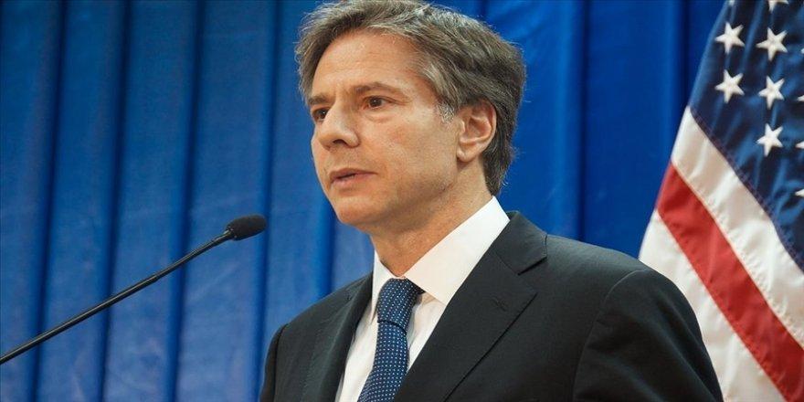 ABD Dışişleri Bakanı Blinken yenilenebilir enerji teknolojilerinde Çin'in gerisinde kaldıklarını açıkladı