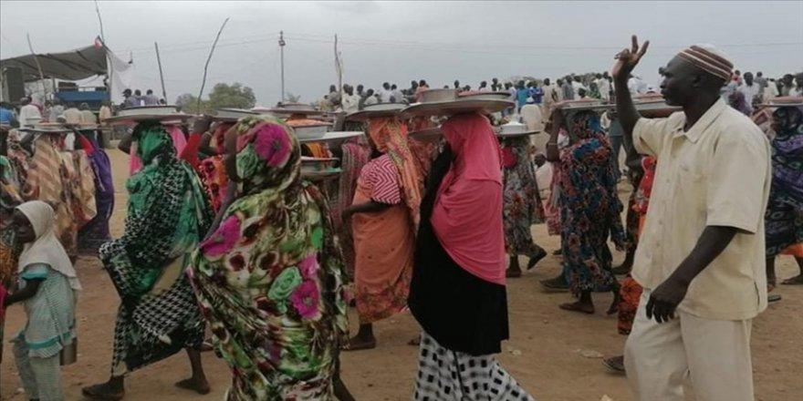 Birleşmiş Milletler: Sudan'ın Batı Darfur eyaletindeki çatışmalar nedeniyle 40 bin kişi yerinden edildi
