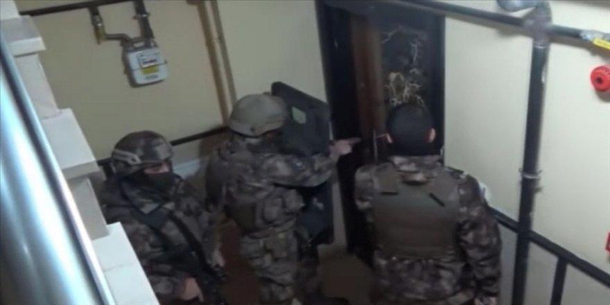 İstanbul'da terör örgütü DEAŞ'a yönelik operasyonda 14 şüpheli yakalandı