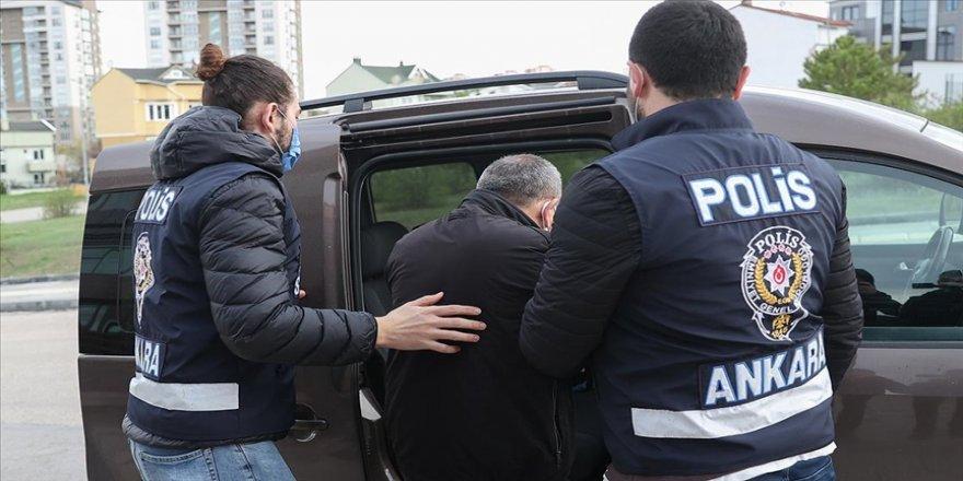 Kamu arazileri satışı bahanesiyle dolandırıcılık yapan suç örgütüne yönelik operasyonda 106 şüpheli yakalandı