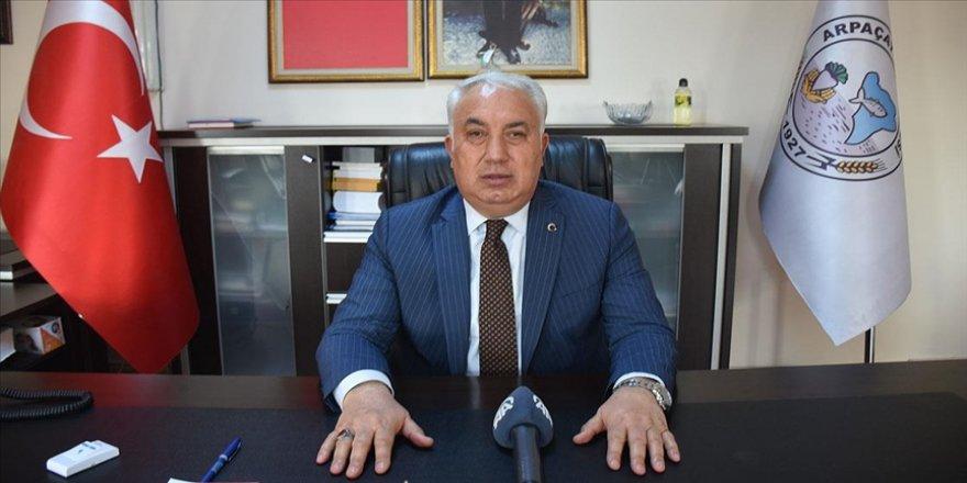 Arpaçay Belediye Başkanı Altay: Kovid-19'u yendikten sonra 1 ay ciddi bir halsizlik, yorgunluk ve nefes darlığı yaşadım
