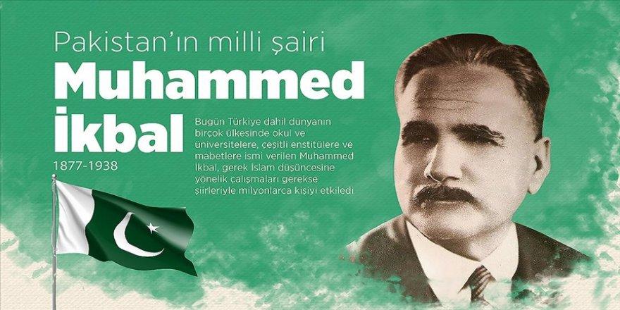 Pakistan'ın milli şairi Muhammed İkbal, vefatının 83. yılında anılıyor