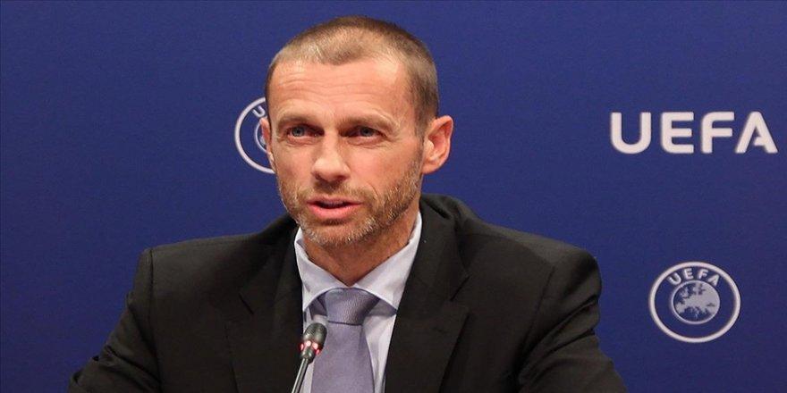 Ceferin: UEFA turnuvalarının Atalanta'ya, Celtic'e, Rangers'a, Dinamo Zagreb'e ve Galatasaray'a ihtiyacı var