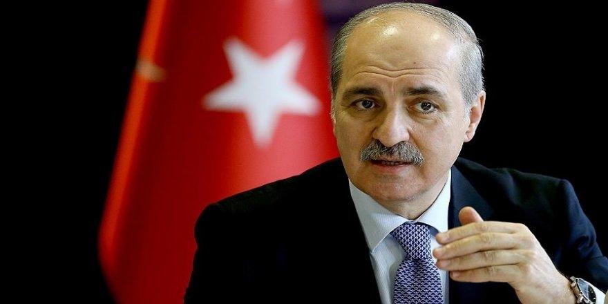AK Parti Genel Başkanvekili Kurtulmuş: Unutmayın! Kılıcınızın iki tarafının da kestiği o kara günler geride kaldı