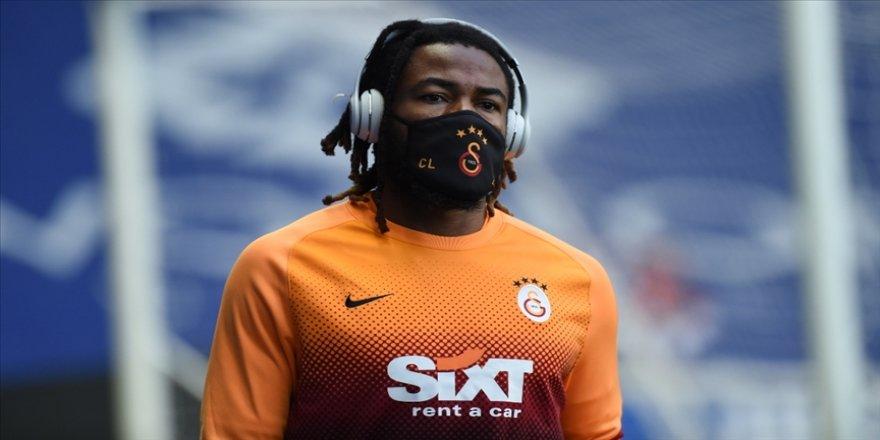 Galatasaraylı futbolcu Luyindama takımına inanıyor