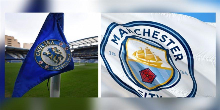 Chelsea ve Manchester City'nin 'Avrupa Süper Ligi'nden çekileceği iddia edildi