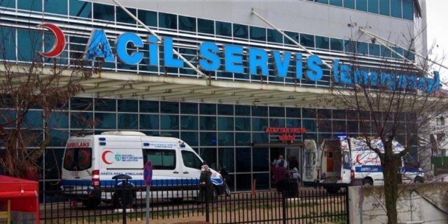 Gebze Çayırova'da iş kazası: 1 yaralı