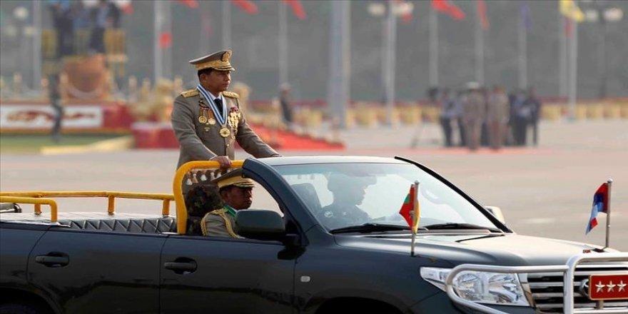Myanmar ordusu sözcüsü, Genelkurmay Başkanı Hlaing'in ASEAN zirvesine katılacağını doğruladı