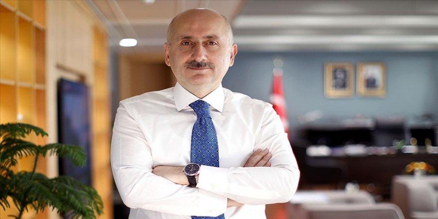 Bakanı Karaismailoğlu: Salgın sürecinde havalimanlarında 73 milyon yolcuya hizmet verildi