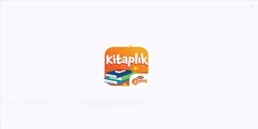TRT, çocuklara özel dijital kitap uygulamasını 23 Nisan'da kullanıma açtı